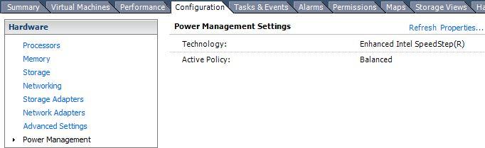 ESXi_Power_Management